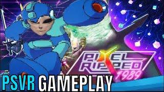 Pixel Ripped 1989  | PSVR | GAMEPLAY - BOSS BATTLE!!!!