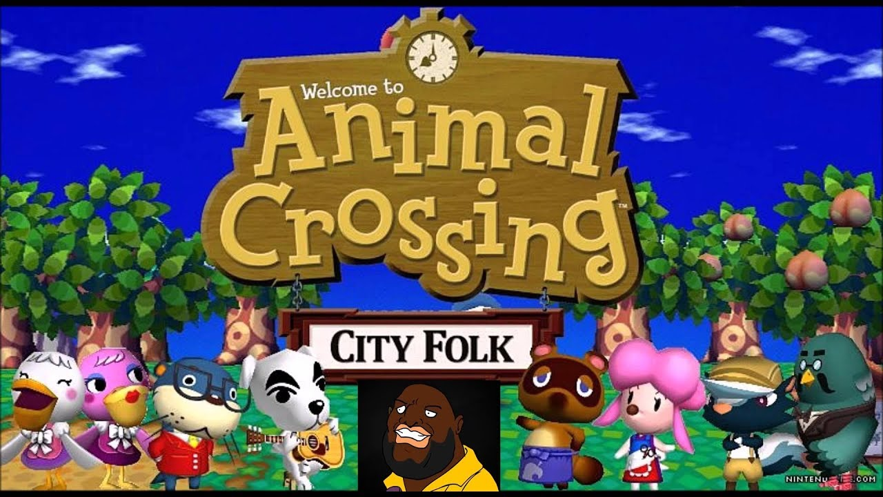 Animal crossing city folk rom mac
