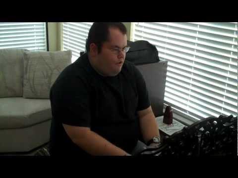 Jon Fisher plays