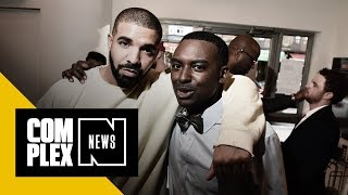 "Drake Speaks Out on Blackface Photo Pusha-T Shared for ""The Story of Adidon"" Cover"