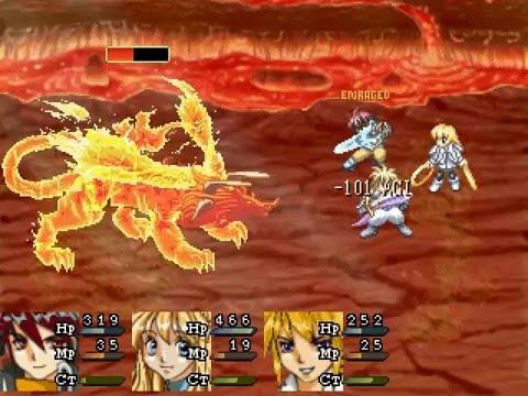 "RPG MAKER 2003 ""Lakria Legends"" Boss Fight #2 Emberus |"