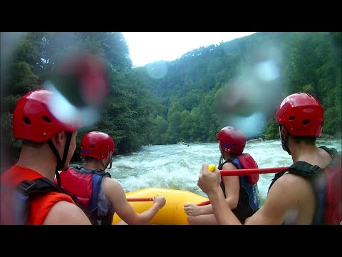 White Water Rafting And Chattanooga Tennessee