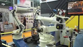 видео 17-я Международная выставка «Сварка / Welding 2016