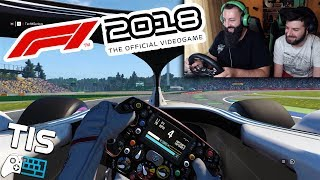F1 2018 στους TechItSerious!