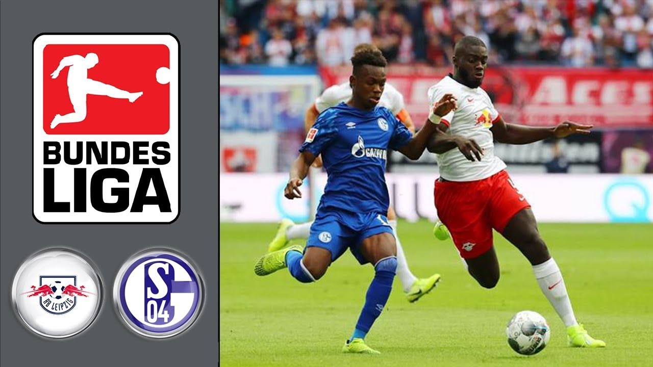Leipzig Vs Schalke