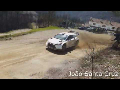 Hyundai i20 WRC - Dani Sordo Tests in Portugal- Colmeal, Góis for WRC Argentina