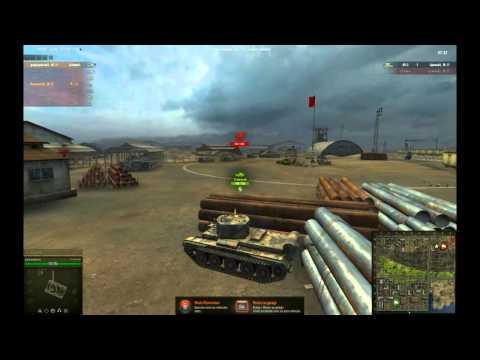 World Of Tanks: Tournois 1 clan finale 3: Apo vs Guigui