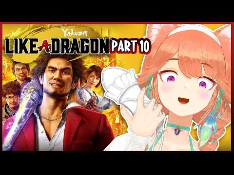 【Yakuza: Like a Dragon】OSAKA MY BELOVED #kfp #キアライブ (SPOILERS ALERT)