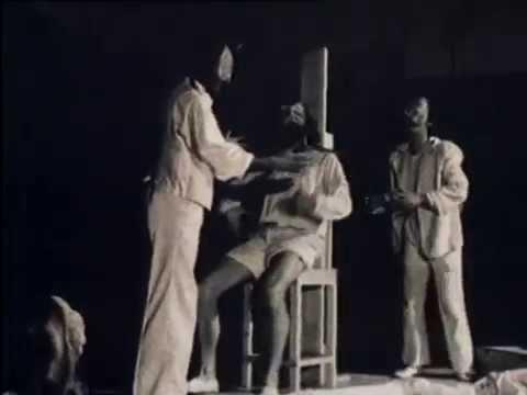"""Imatge de l'obra teatral """"La torna"""". Els Joglars"""