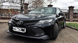 Toyota Camry XV70. Впечатления владельца на пробеге 7000км. Обзор косяков