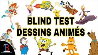 BLIND TEST ORDNUNG ANIMIERTE 170 AUSZÜGE (MIT ANTWORTEN)