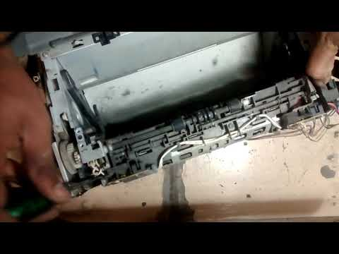 Canon Lbp 2900 Paper Jam Inside Printer Error Solution