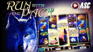 RUN WITH THE PACK | Bally - Nice Win! Slot Machine Bonus (2¢)