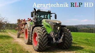 Fendt 1042 Vario / 435 PS / Grubbern / Horsch Terrano 6 FM
