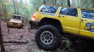 We Finally Made It To Ed's LJ20 In The Sierra Nevada Mountains