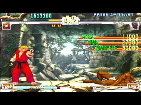 Street Fighter 3 Third Strike [KEN] (PSN/PS3) #21 LongPlay HD 60fps