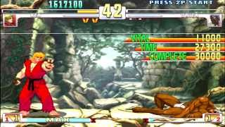 Street Fighter 3 Third Strike [KEN] (PSN/PS3) #21 LongPlay HD 60fps