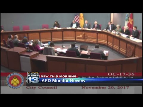 City Council approves audit of APD monitor