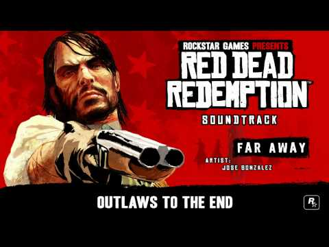 Far Away with lyrics  Red Dead Redemption Soundtrack