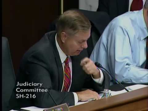 Senator Lindsey Graham's Opening Statement in Judge Sotomayor's Nomination Hearing