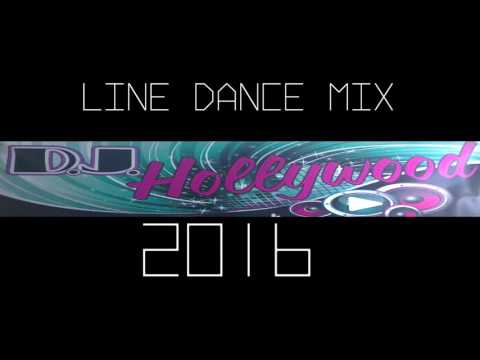Line Dance Mix 2016 (DJ Hollywood)
