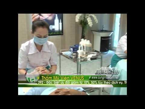 Gioi Thieu Tham My Vien Venus - Bac si Ngo Anh Kiet