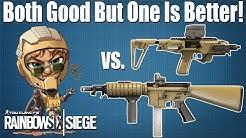 Mozzie's P10 RONI vs. Colt Commando 9: Loadout META - Rainbow Six Siege