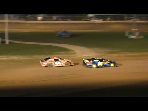Plymouth Dirt Track Grand National Heats 8-23-2019