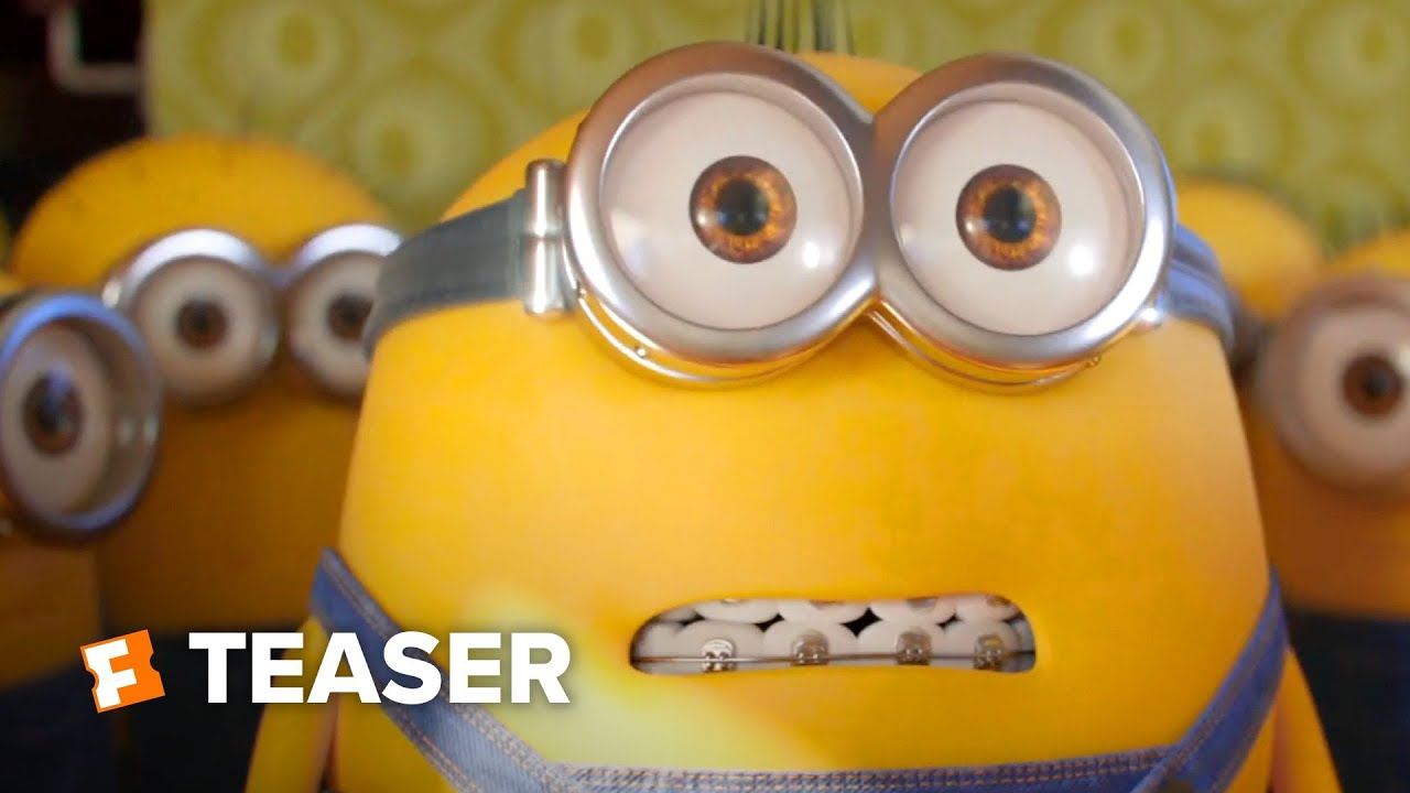 Minions The Rise Of Gru Super Bowl Teaser 2020 Movieclips Trailers Youtube