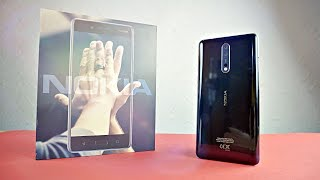 Nokia 8 - Unboxing & First Look!