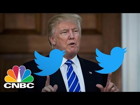 Donald Trump On The Receiving End Of Nasty Tweets | Tech Bet | CNBC