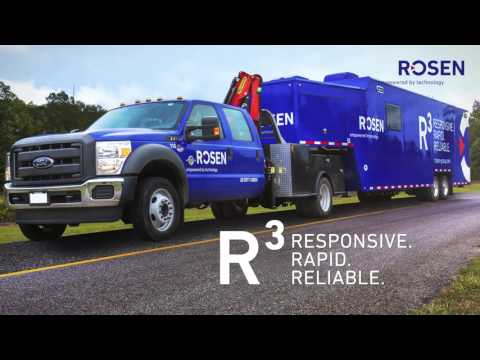 ROSEN Group  - R³ Service - New In-line Inspection Service