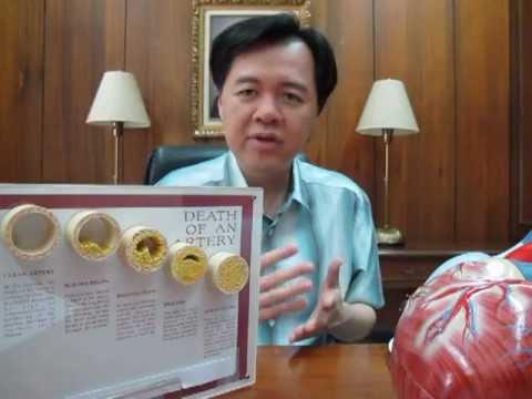 Prevent Heart Disease Tips -- Doctor Willie Ong Health Blog #9
