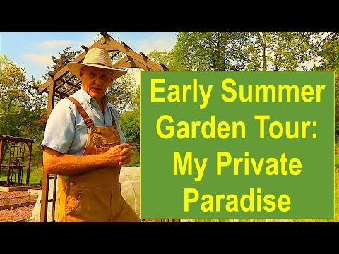 Early-Summer Garden Tour 2017: My Private Paradise!