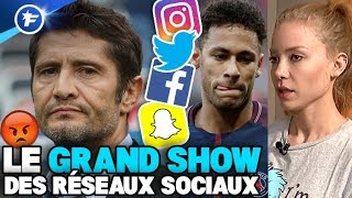 L'altercation Neymar/Najila Trindade, Bixente Lizarazu dézingue le PSG | Le Grand Show
