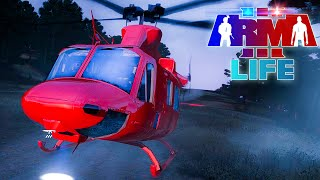 Arma 3 Life Police #6 - Search and Rescue for Stranded Hunters