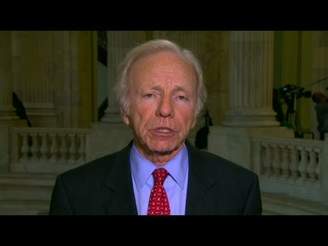 CNN: Sen. Lieberman on WikiLeaks