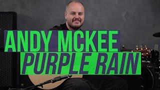 Andy McKee - Purple Rain AMAZING Performance & Lesson!