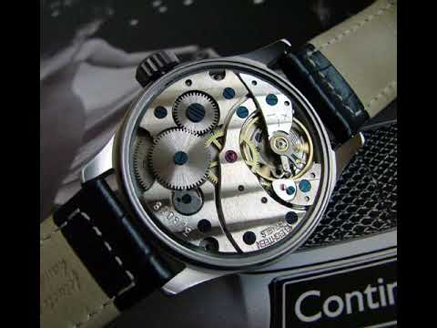Mechanical watch | Wikipedia audio article