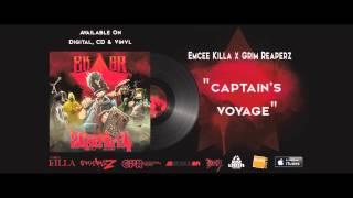 Emcee killa & Grim Reaperz - Captain