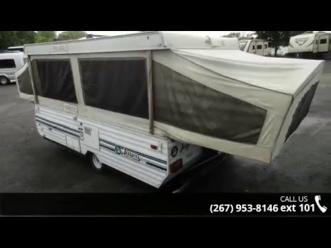 Used 1991 Jayco Jay Series 1206 For Sale Fretz RV Classified Ads Camper Trader