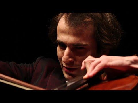 "C. Saint-Saëns ""The Swan"", Christoph Croisé, Cello, Collegium Musicum Basel"