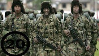 20 Stärksten Armeen auf der Welt