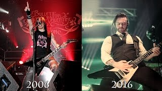 2006 Vs 2016 Bullet For My Valentine Her Voice Resides Live At Brixton