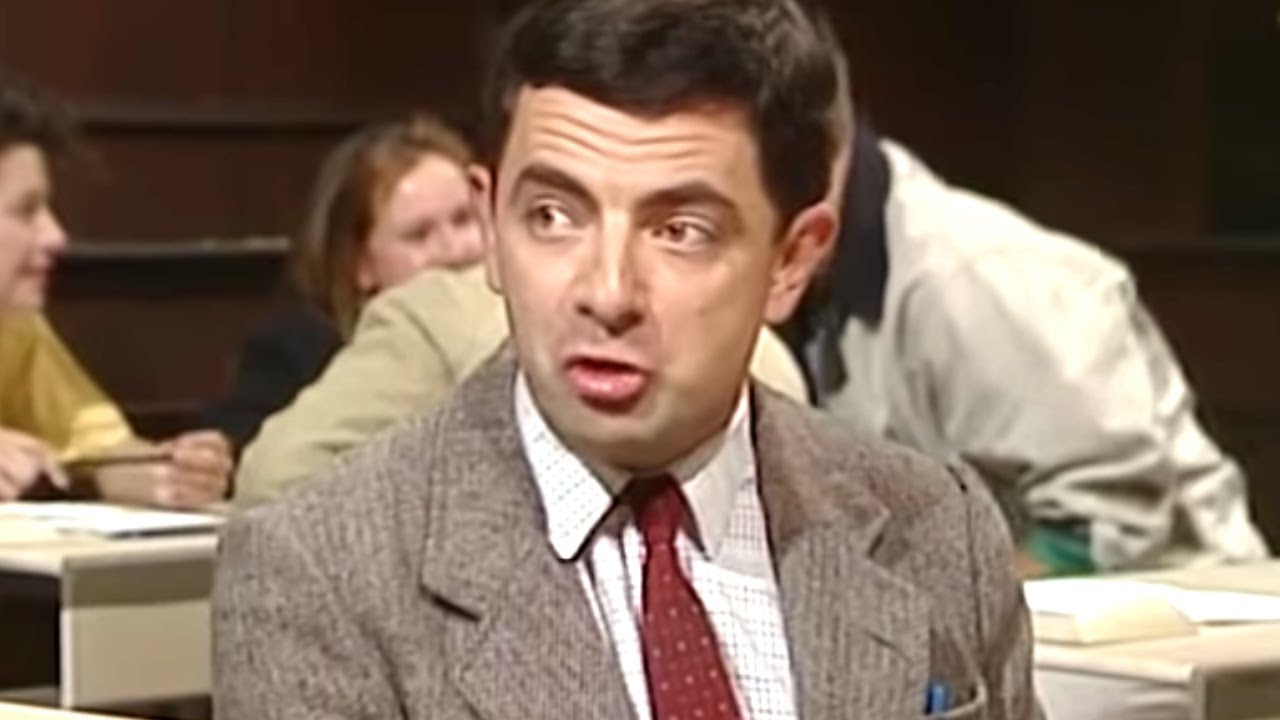Video Mr Bean