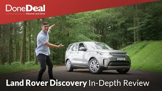 Land Rover Discovery HSE Full Review | DoneDeal