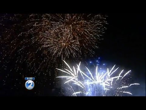 Fireworks show cancelled at Aloha Tower Marketplace