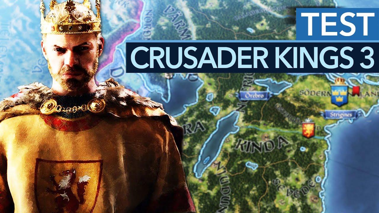 Wenn euch Paradox-Spiele bislang abgeschreckt haben: Spielt Crusader Kings 3!