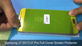 Samsung J7 2017/J730/J7 Pro TPU Full Coverage Film
