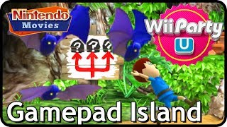 Wii Party U: Gamepad Island - Party Mode (2 Players)